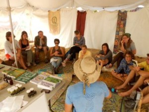 Teaching Herbal and Natural Medicine